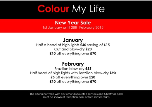Lavender Hill Hair Offers